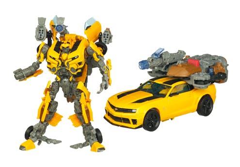 Transformers 3 – Mechtech / Leader