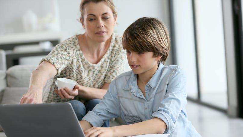 Les réseaux sociaux et les enfants
