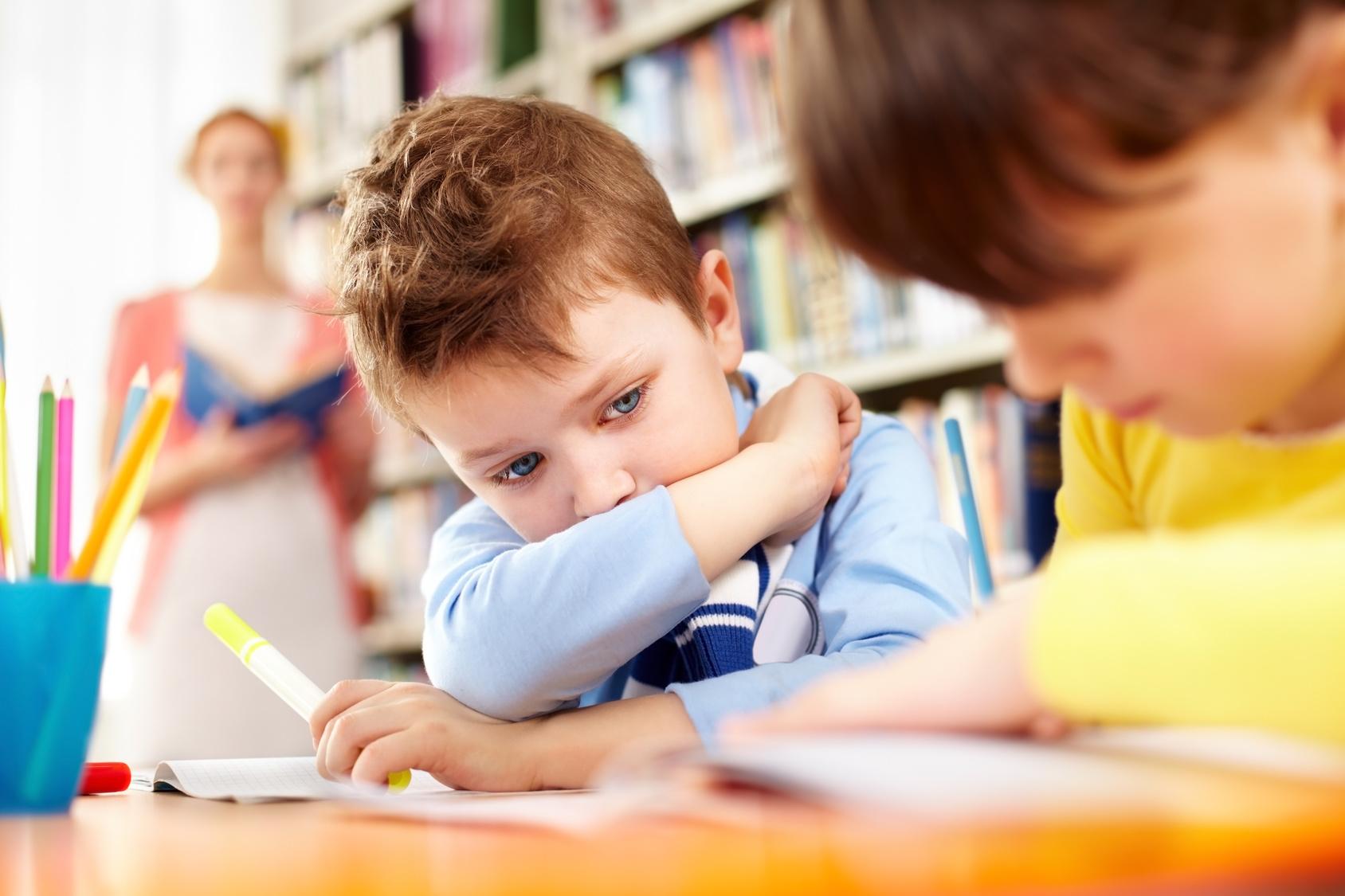 Scolarité : les problèmes de concentration parents.fr   PARENTS.fr