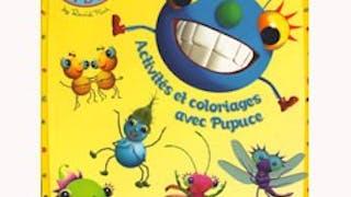 Activités et coloriages avec Pupuce