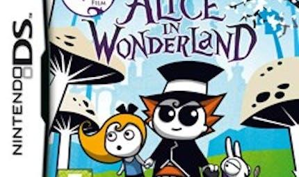 Alice aux pays des merveilles sur DS