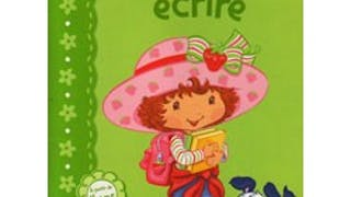 Charlotte aux fraises J'apprends à écrire