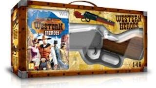 Coffret Western Heroes sur Wii