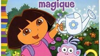 Dora et l'arrosoir magique
