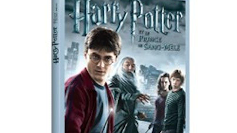 Harry Potter et le prince de sang mêlé en Blu Ray