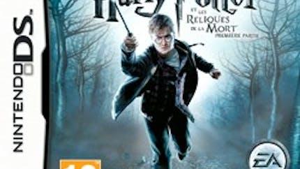 Harry Potter et les reliques de la mort part 1 sur   DS