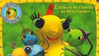 L'album de Famille de Miss Spider