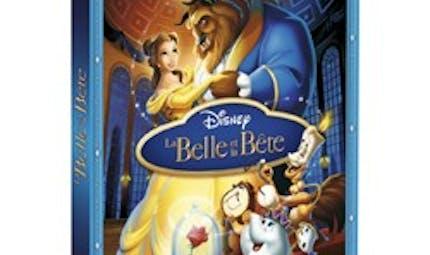 La Belle et la Bête en Blu-Ray