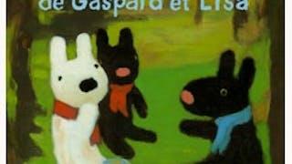 Le pique-nique de Gaspard et Lisa