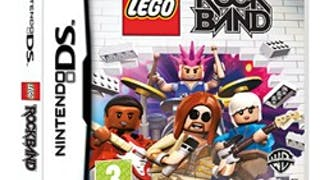 Lego Rock Band sur Ds
