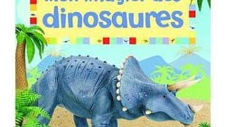 Mon imagier des dinosaures