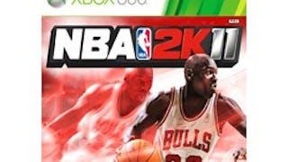 NBA 2K11 sur Xbox 360