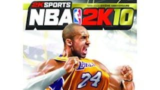NBAŽ 2K10 sur Xbox 360