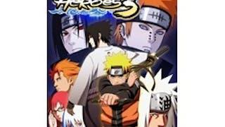 Naruto Ultimate Ninja Heroes 3 sur PSP