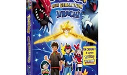 Pokémon Galactic Battle en DVD