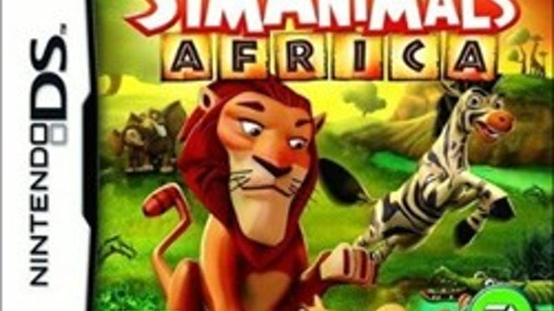 Sim Animal Africa sur DS