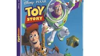 TOY STORY coffret DVD et Blu-Ray