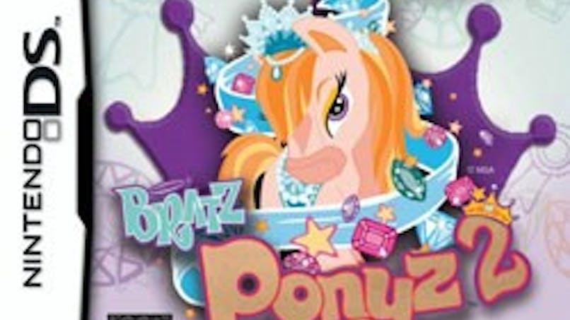 The Bratz Ponyz 2 sur DS