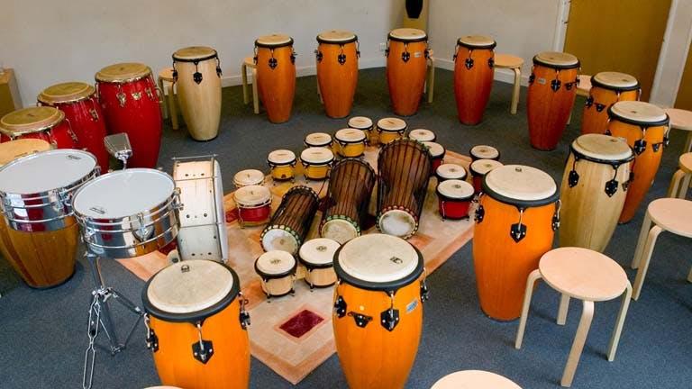 Atelier de pratique musicale