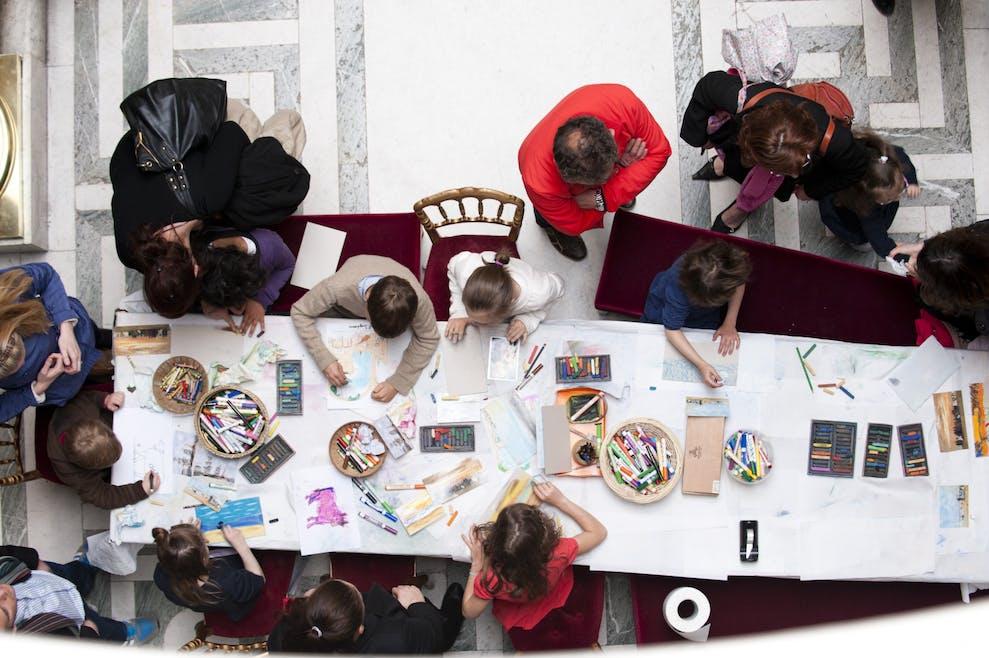 Ateliers « Après-midis enfants »