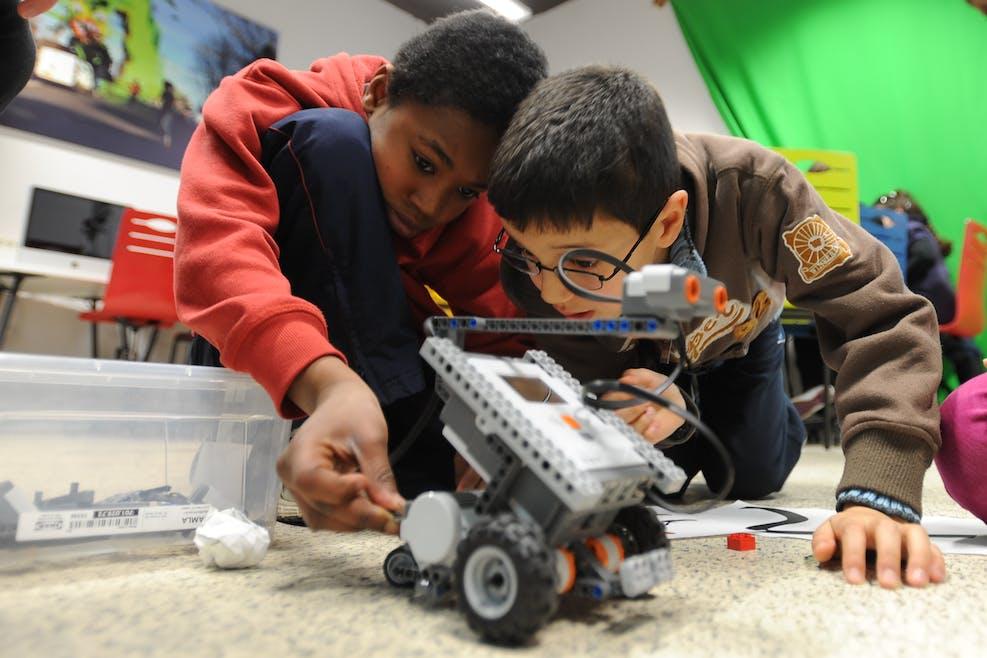 Ateliers de robotique