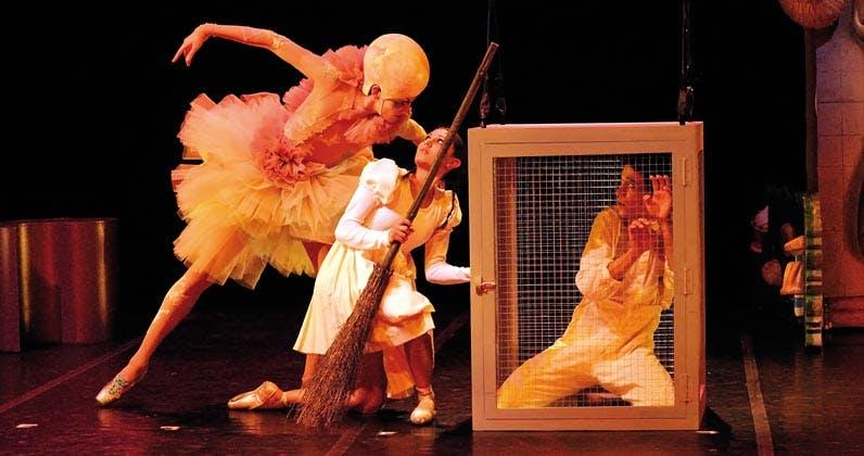 Spectacle « Hansel et Gretel »