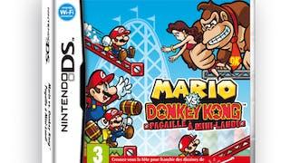 Mario VS Donkey Kong sur DS