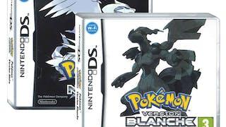 Pokémon, version Noire et Blanche