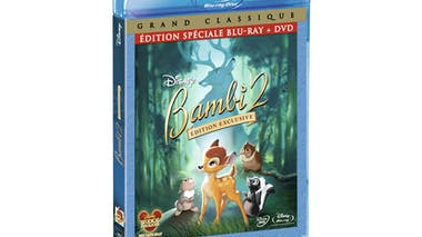 Bambi 2 en Blu Ray