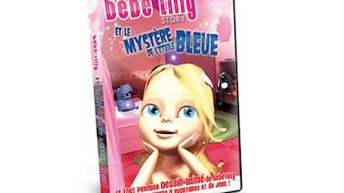 Bébé Lilly, le mystère de l'étoile bleue, en DVD