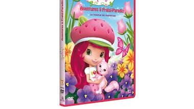 Charlotte aux fraises, en DVD