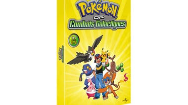 Coffret Pokémon en DVD