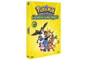 Coffret Pokémon en DVD