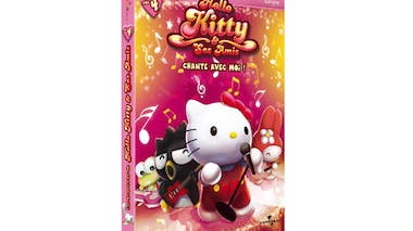 Hello Kitty en DVD