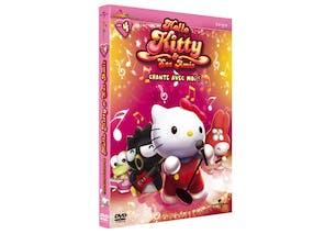 Hello Kitty en DVD