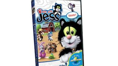 Joue avec Jess en DVD