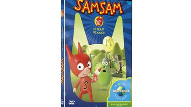 SAM SAM le géant de March en DVD