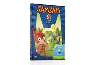 SAM SAM le géant de March en DVD