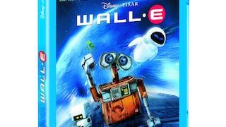 Wall E en Blu Ray