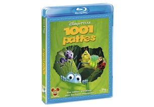 1001 pattes en Blu Ray