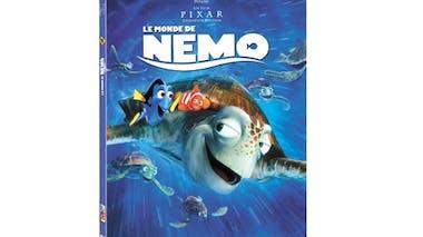 Le monde de Némo en DVD collector