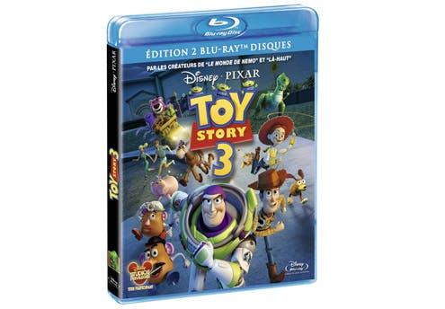 Toy Story 3 en Blu Ray