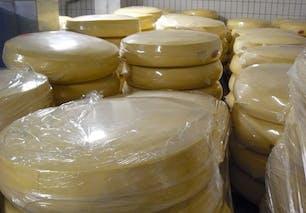 Une cave à fromage