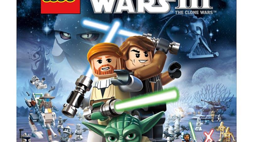 Lego Star Wars III sur PS3