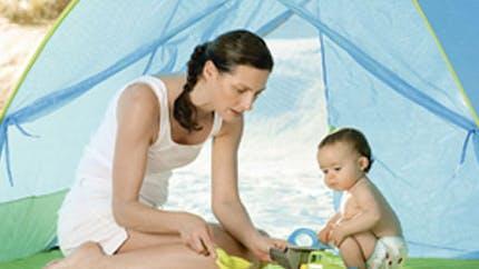 Banc d'essai 2010 des tentes anti-UV