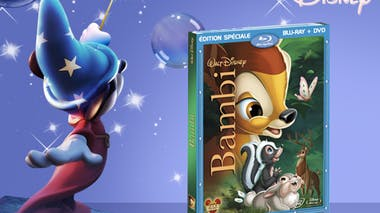Bambi, en Blu-ray (1942)