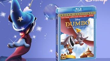 Dumbo, en Blu-ray (1941)