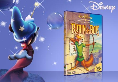 Robin des bois, en DVD (1970)