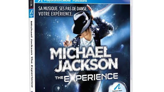 Michael Jackson The Experience sur PS3