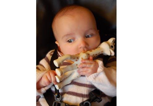Chloé, 5 mois
